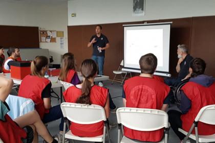 Agence événementielle Toulouse team building solidaire