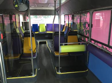 Afterwork entreprise bus Toulouse