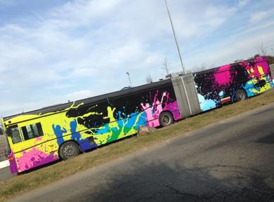 Afterwork entreprise original en bus Toulouse