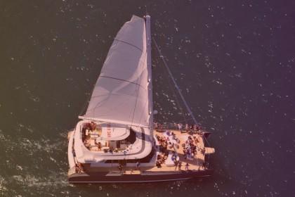 Agence évènementielle Toulouse Journée entreprise catamaran