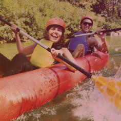 Agence événementielle team building canoe