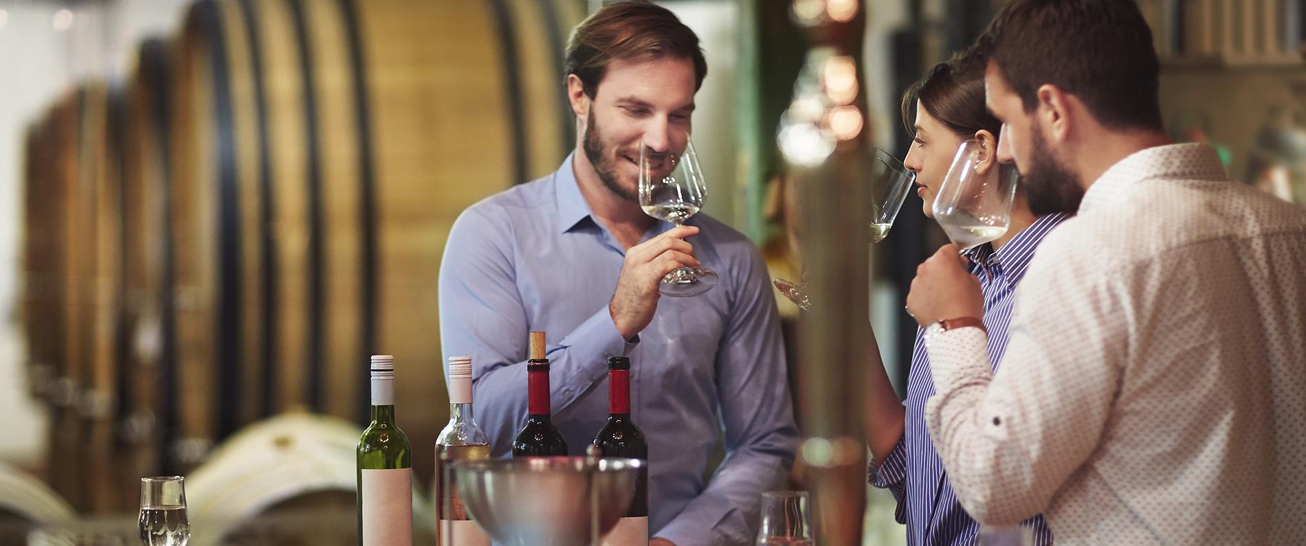 Agence événementielle Toulouse team building création vin