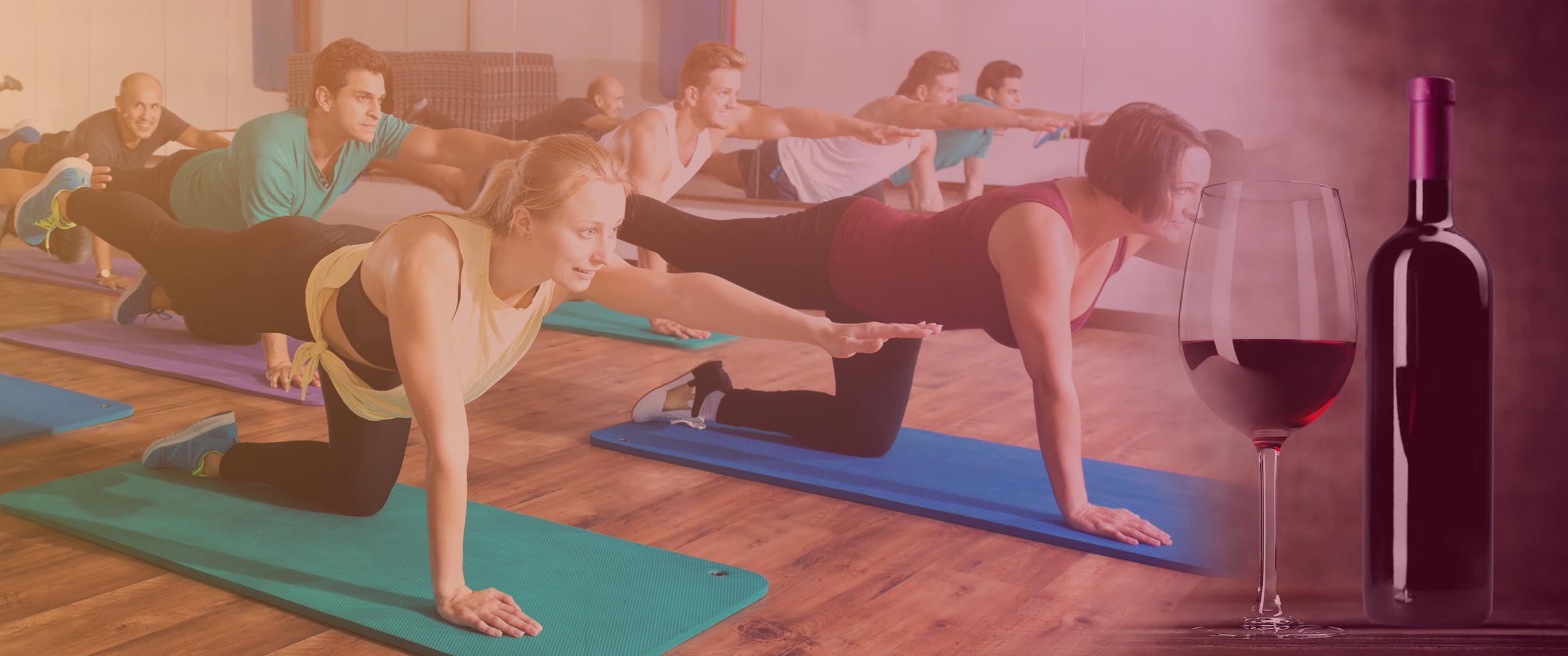 Agence evenementielle team building yoga et vins