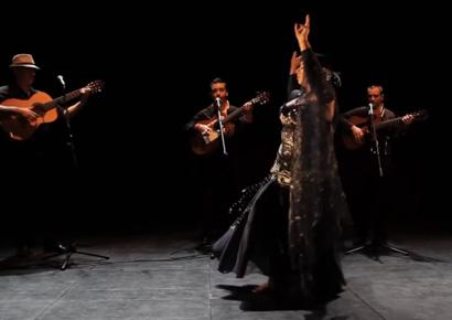 Animation Entreprise Gipsy Flamenco