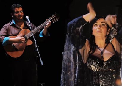 Animation Gipsy Flamenco