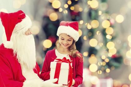 Animation Noël entreprise cadeaux