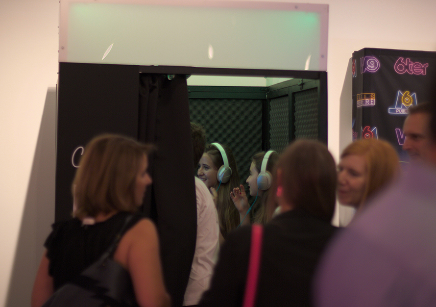 Animation karaoké entreprise événement