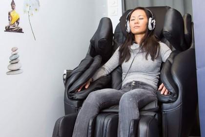 Animation massage entreprise zen