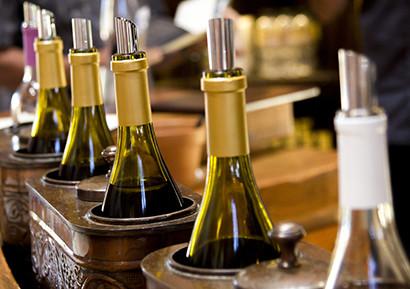 animation oenologique entreprise bouteilles