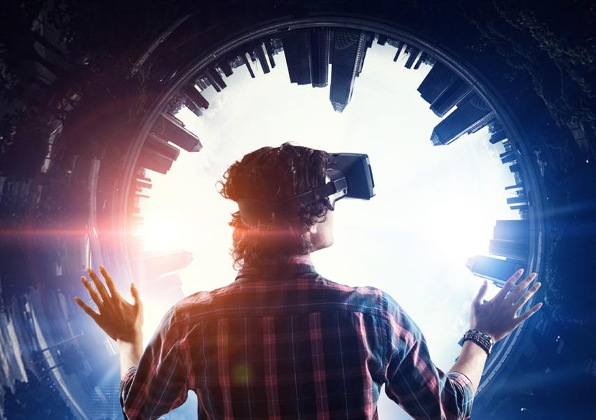 Animations réalité virtuelle, VR