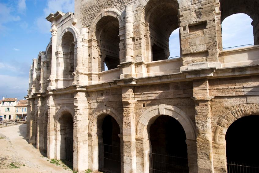 Arenes d Arles