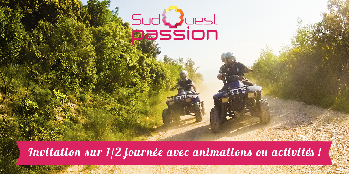 Avantages Clients SudOuestPassion
