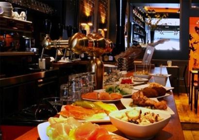 Bar a Tapas Fontarrabie
