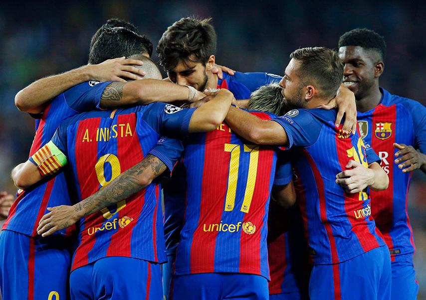 Billet FC Barcelone équipe