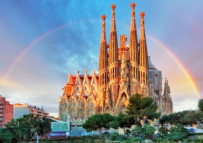Billet FC Barcelone Sagrada