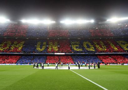 Billet FC Barcelone camp-nou