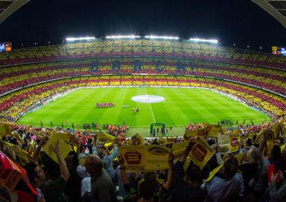 Billet FC Barcelone match