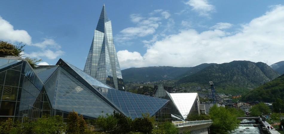 Incentive groupe Andorre centre thermoludique