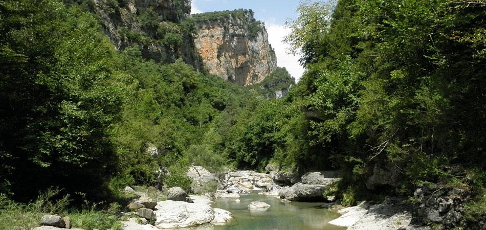 Canyon d'Anisclo