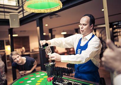 Casino des vins sommelier