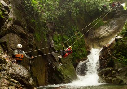 Challenge multi-activités riviere