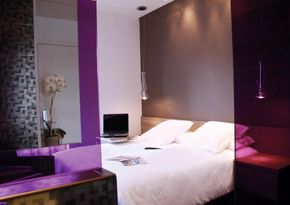 Chambre Hotel Luxe Toulouse