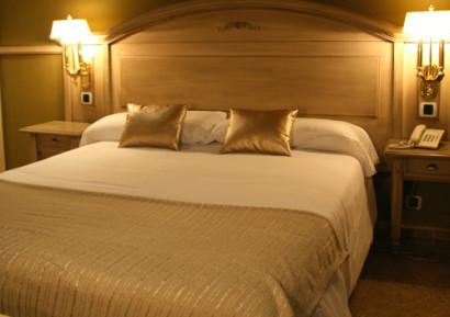 Chambre hôtel 4 etoiles Andorre