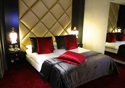 Chambre hotel seminaire residentiel Toulouse