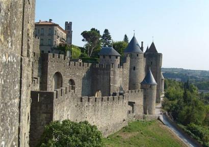 Chasse au tresor Carcassonne