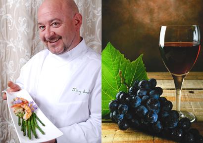 Chef Thierry Bardet Cours de Cuisine