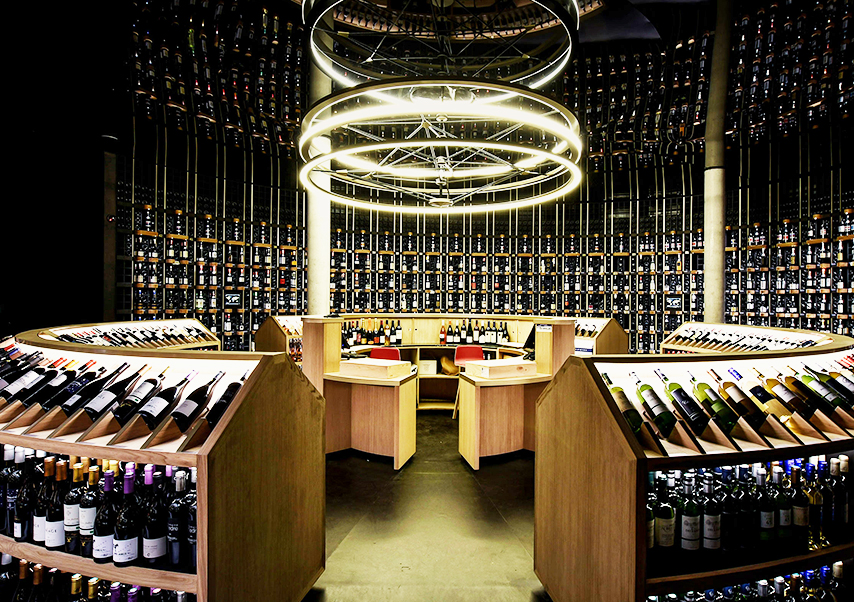 Circuit incentive bordeaux vins