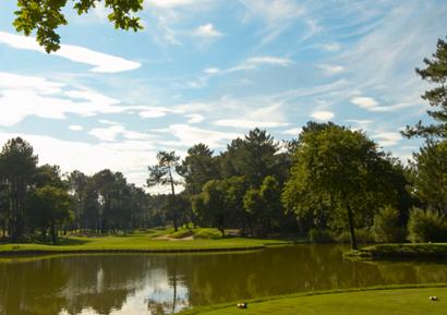 Compétition golf entreprise Seignosse