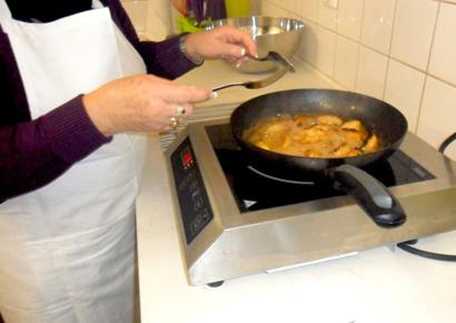 Cours de cuisine incentive Perigord Noir