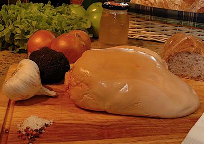 Cours decoupe du foie gras