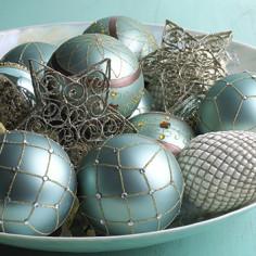 Creation boules de Noël