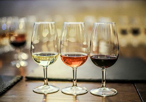 Dégustation insolite 3 vins