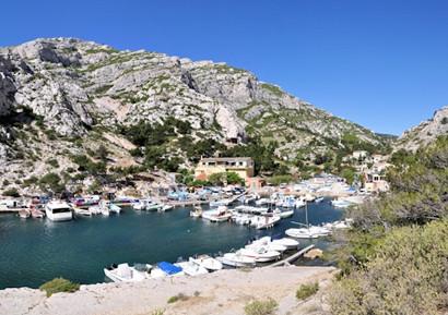 Decouverte Marseille Les Calanques
