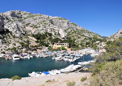 Decouverte Marseille Les Calanques