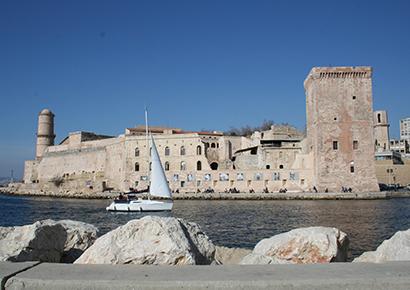 Decouverte Marseille et son Fort