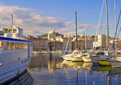 Decouverte Marseille vieux port