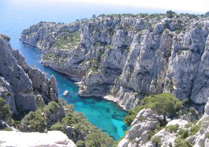 Decouverte Marseille Calanques
