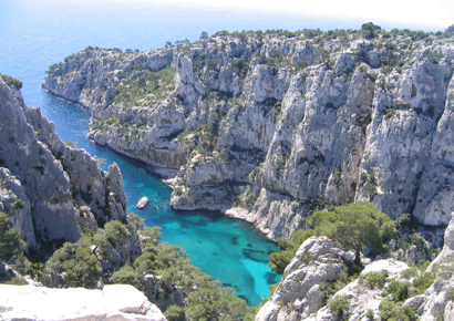 Decouverte Marseille Calanques