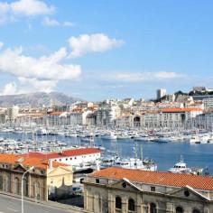 Decouverte de Marseille