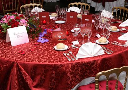 Diner entreprise vip chateau Frontonnais