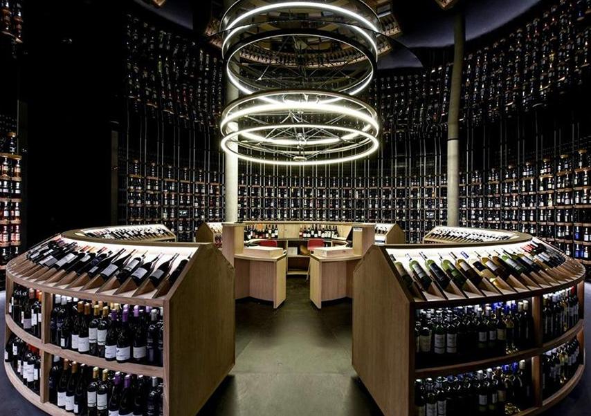 Diner oenologique Bordeaux cave