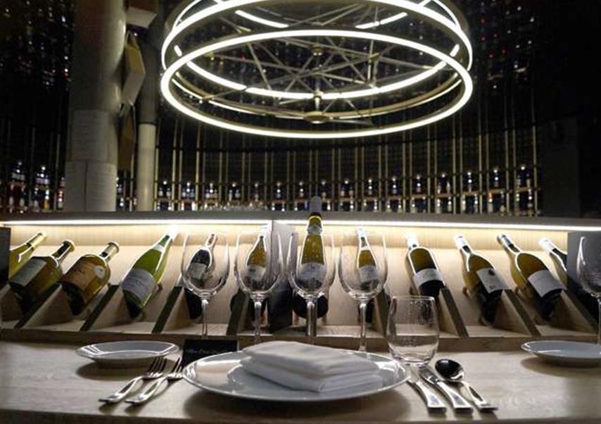 Diner oenologique Bordeaux haut de gamme