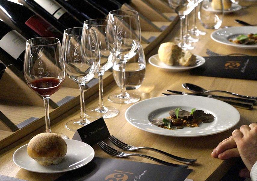 Diner oenologique Bordeaux prestige