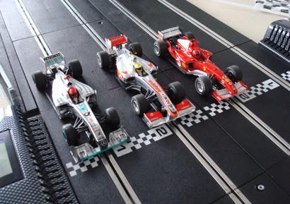 Evenementiel slot racing