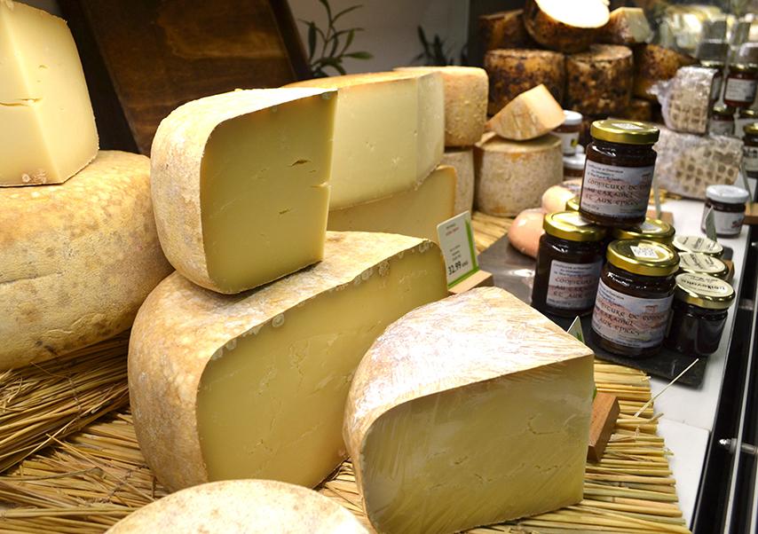food tour Bordeaux fromage