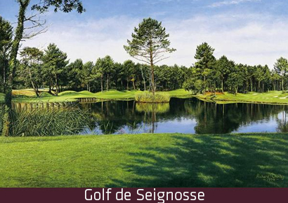 Golf de Seignosse